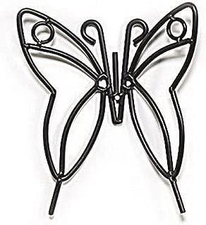 product image for Saving Shepherd Wrought Iron Butterfly Garden Stake Wall Decor, Medium