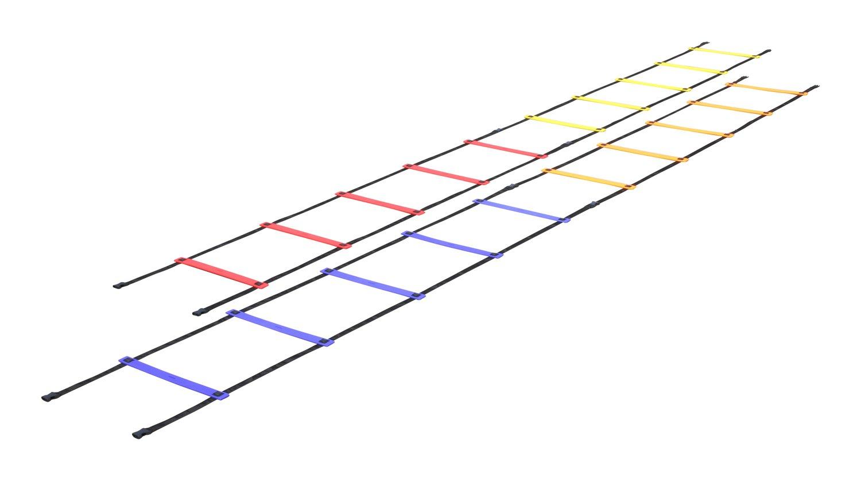 je 4 Meter lang Vinex Sparset 4 Koordinationsleitern