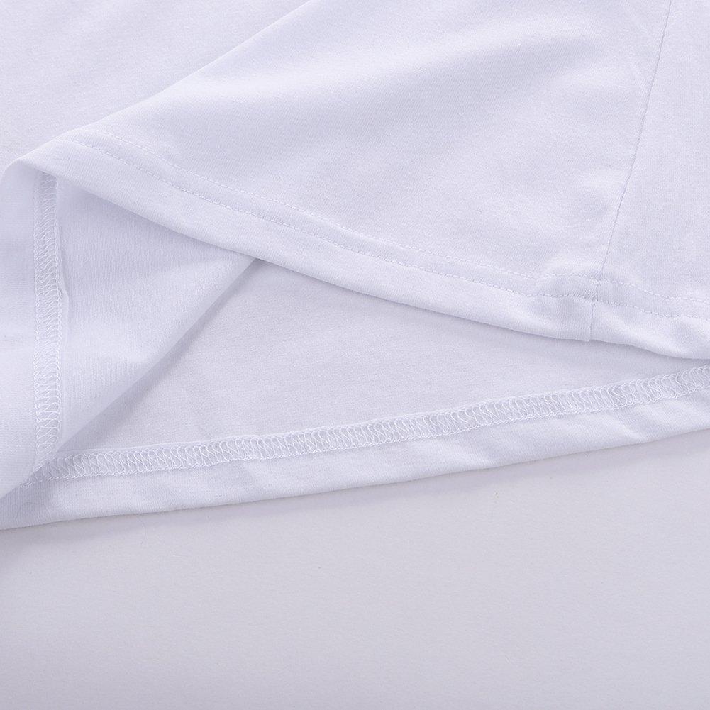 Motecity Girls' Skirt Set Flower Love Size 5 White-Navy by Motecity (Image #5)