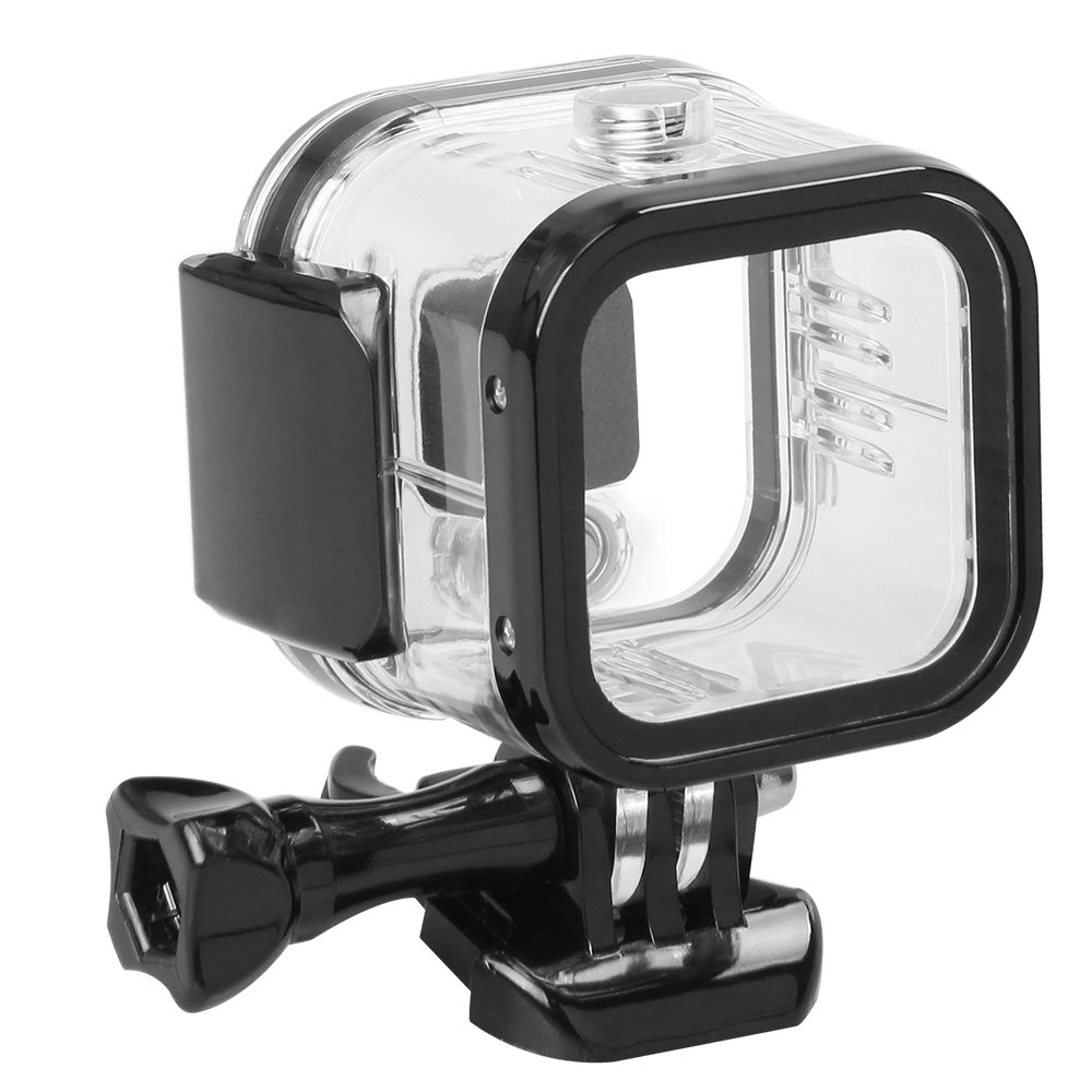Waterproof Diving Gopro Housing by HOLACA, 60m Underwater Case for GoPro Hero4 Session HERO 5 SESSION Hero Session Camera