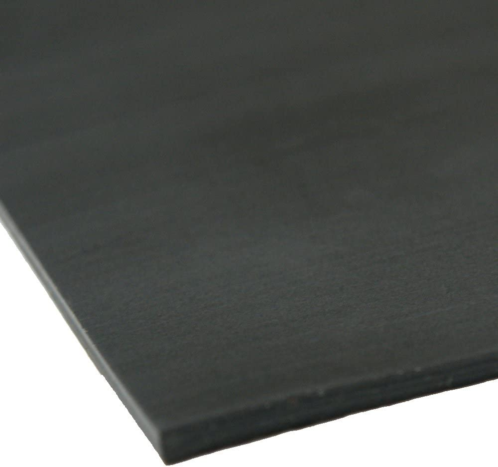 1//8 Thick x 3ft Width x 8ft Length 60A Thermoplastic Sheets and Rolls Rubber-Cal Santoprene