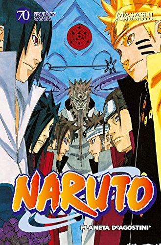 Descargar Libro Naruto Cat - Número 70 ) Masashi Kishimoto