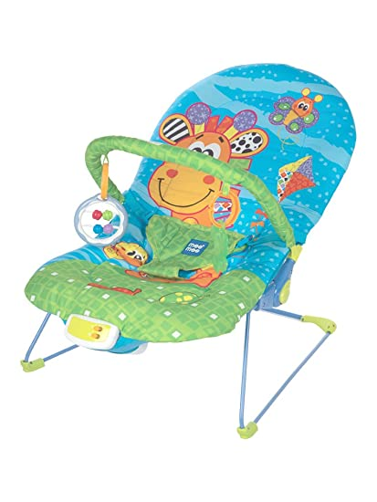 f14317921 Buy Mee Mee Vibrating and Soothing Baby Bouncer with Music and 2 ...