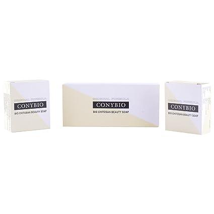 Conybio FIR Chitosan Soap - 2Pcs (200 gms)