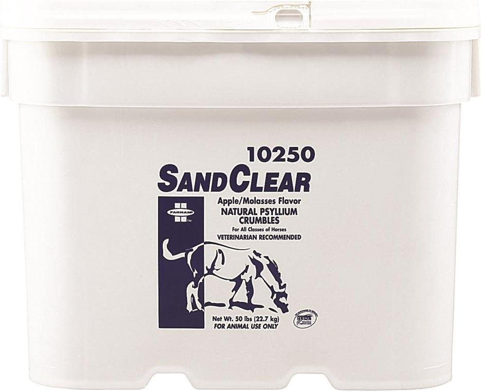 B000I1PM7M Farnam Sand Clear Digestive Aid for Horse 61NcQOie2SL