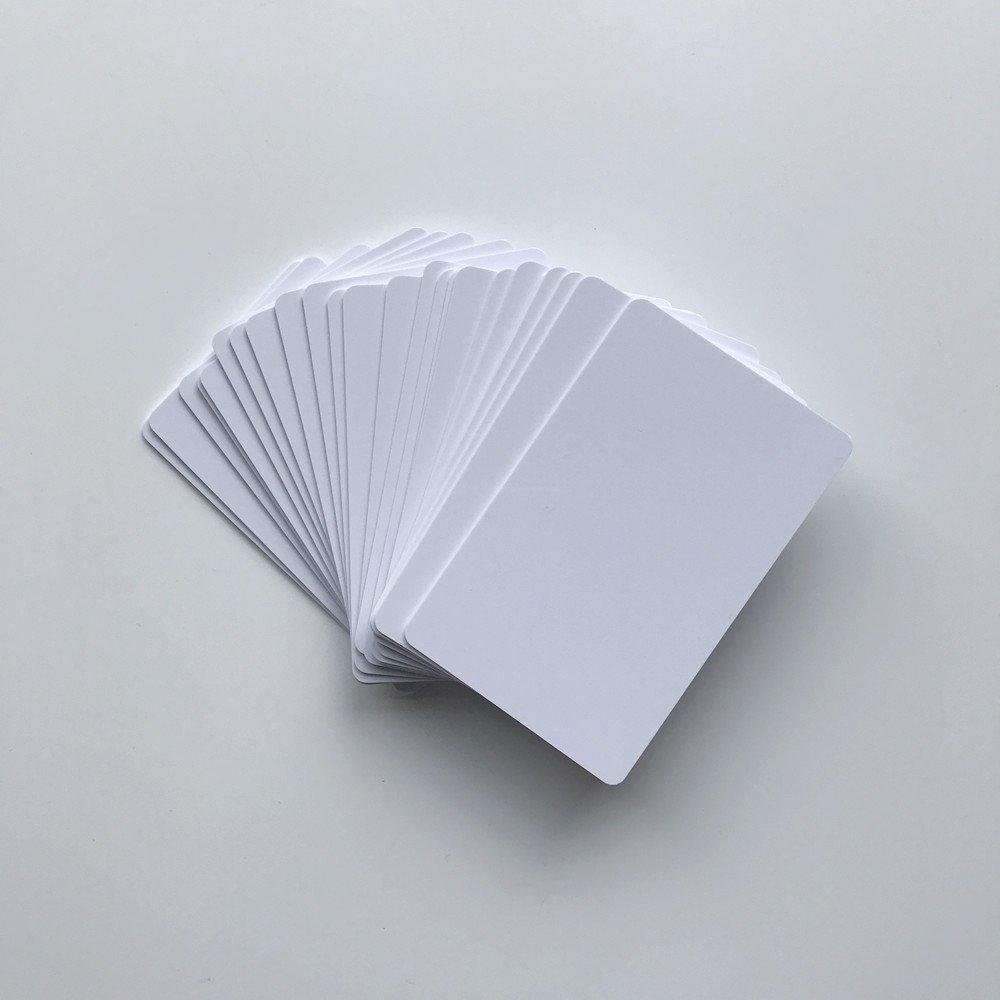 PVC ID Card Tray for Espon A3 Type Printer 1400,1500W,1430 +50X Blank Inkjet PVC Card by CSF (Image #4)