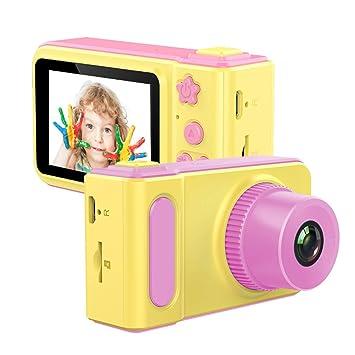 JINGYD Cámara Digital para niños - Mini cámara de Video ...