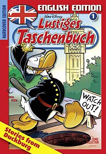 Lustiges Taschenbuch English Edition 01  Stories From Duckburg