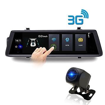 Review 3G Car Camera DVR