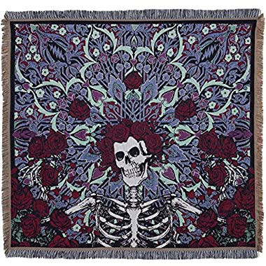 Grateful Dead - Psychedelic Bertha Throw Blanket