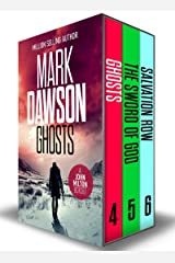 The John Milton Series: Books 4-6 (The John Milton Series Boxset Book 2) Kindle Edition