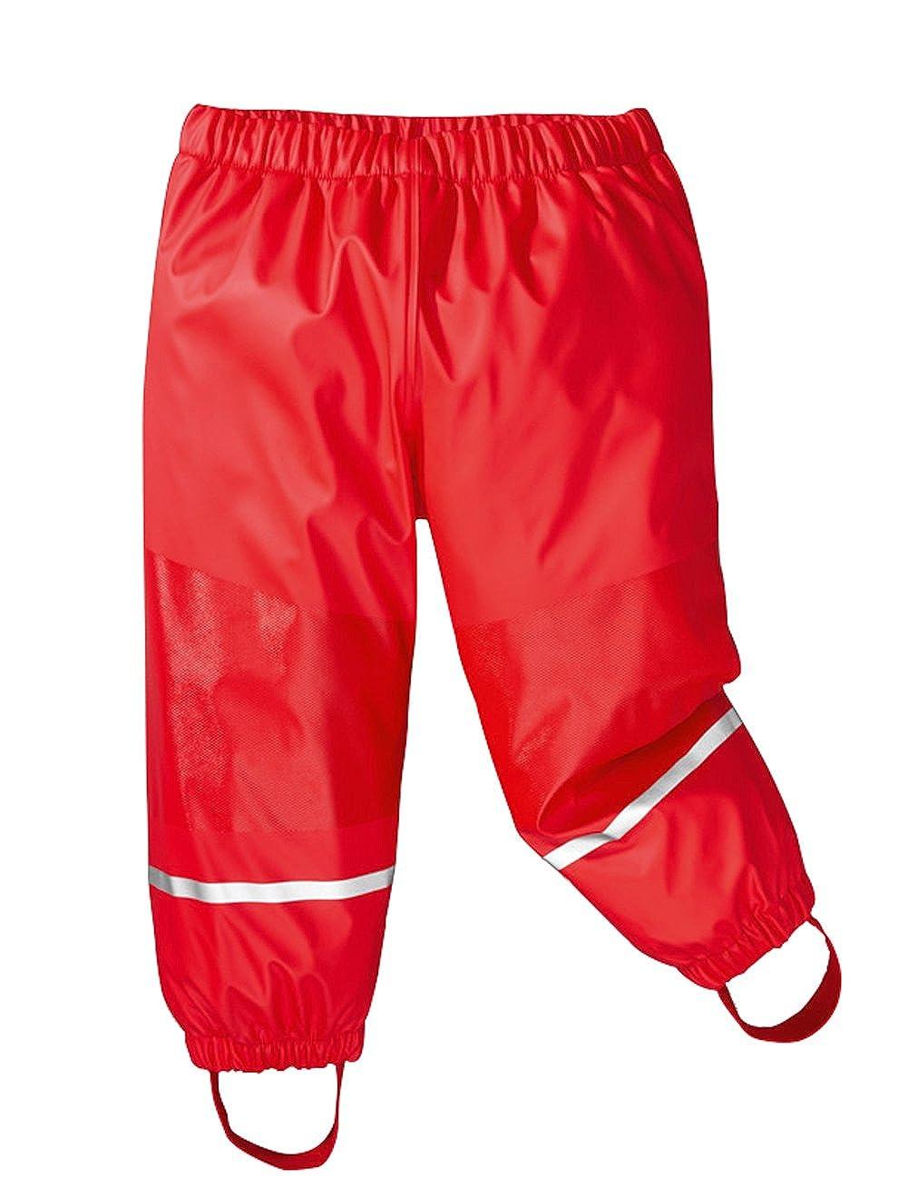 LLXX Boy's Waterproof Trousers Kids Windproof Pants and Rain Trousers