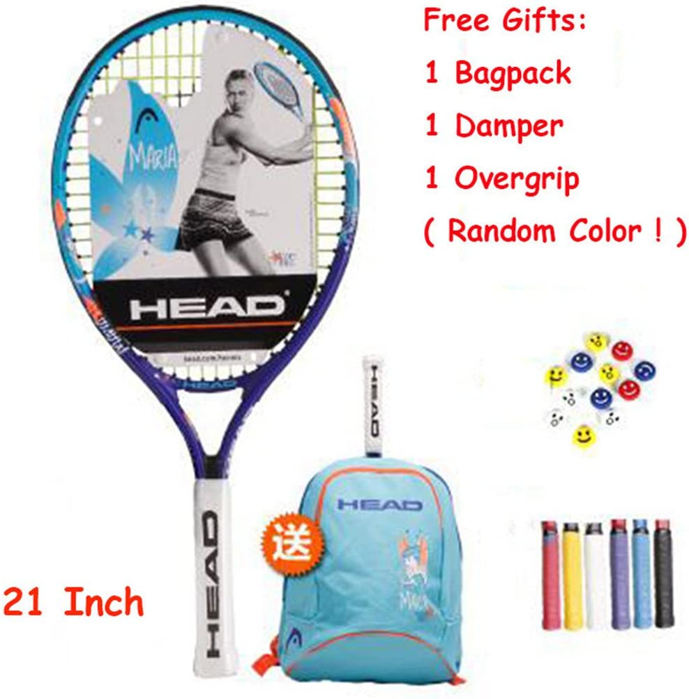Amazon.com : Children Tennis Racket Paddle with Bagpack ...