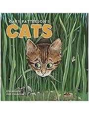 "2022 Gary Patterson's Cats Mini Wall Calendar, 7"" x 7"", Monthly (DDMN4328)"