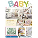 BABY Nº 109 - Revista de punto de Cruz