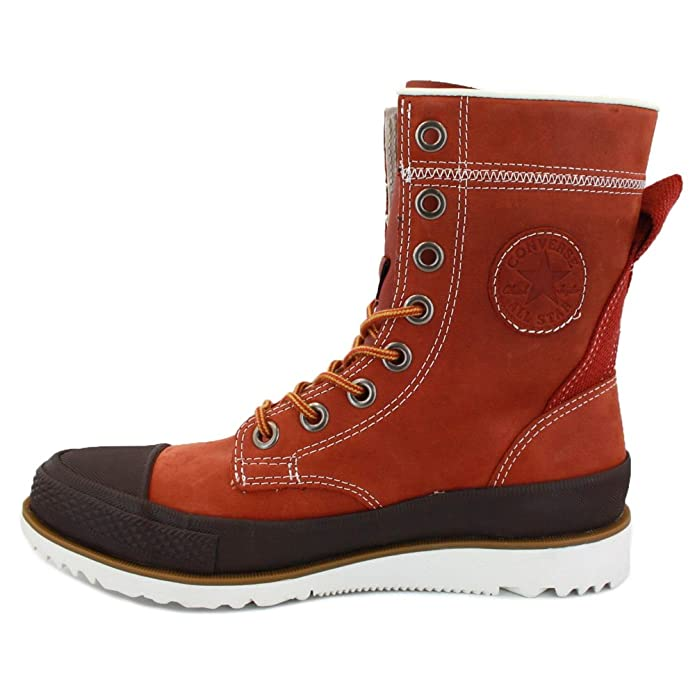 207628f777d6 Converse Chuck Taylor All Star X-Hi Major Mills 132401 Mens Laced Leather  Boots Burnt Henna - 7  Amazon.co.uk  Shoes   Bags
