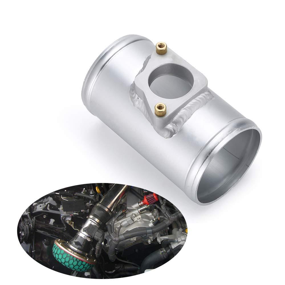 Walmeck Air Flow Sensor Adapter Air Intake Meter