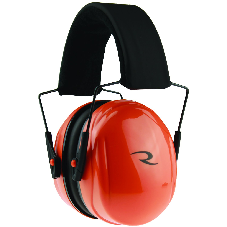 Radians Turbulence Ear Muff, Hi-Viz Orange