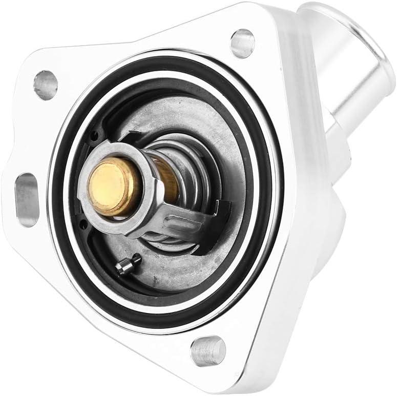Suuonee Thermostatgeh/äuse Auto Motork/ühlung Swivel Neck Thermostatgeh/äuse