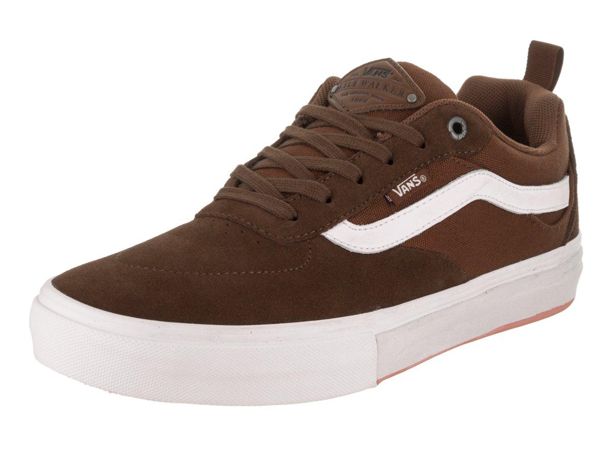 Vans Men's Kyle Walker Pro Skate Shoe (Emperador/White, 12)