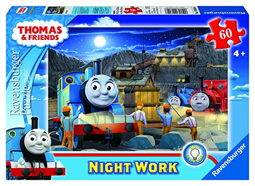 Thomas Friends Night Puzzle 60 Piece product image