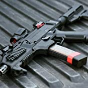 Premium Quality Aluminum Sig Arm Brace - CZ Scorpion Pistol SBR Adapter  That Fits Perfect To The Arm - Anarchy Outdoors