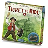 Ticket to Ride Switzerland (Swiss Map Expansion)