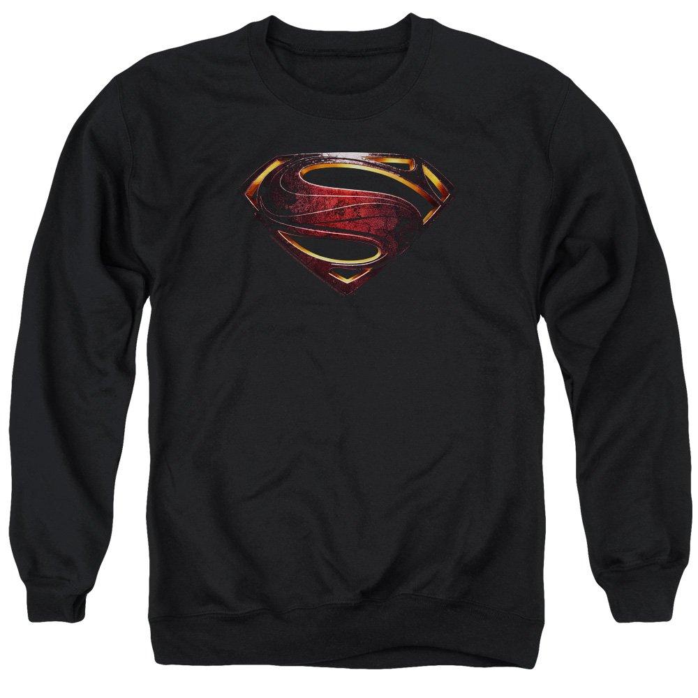 Justice League Movie - - Herren Superman Logo Sweater