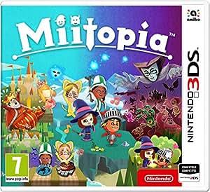 3DS Miitopía (precio: 34,90€)