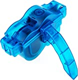 Zacro 3D Bike Chain Cleaner - Bicycle Chain Machine Brush Scrubber - Quick Clean Tool for All Types of Bicycle / Cycling Mountain Bike Chains