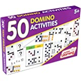 Junior Learning 50 件多米诺教育动作类游戏玩具