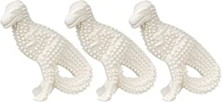 product image for Nylabone 3 Pack of Power Chew Dental Dinosaur Dog Toys, Regular, for Dogs Up to 25 Pounds