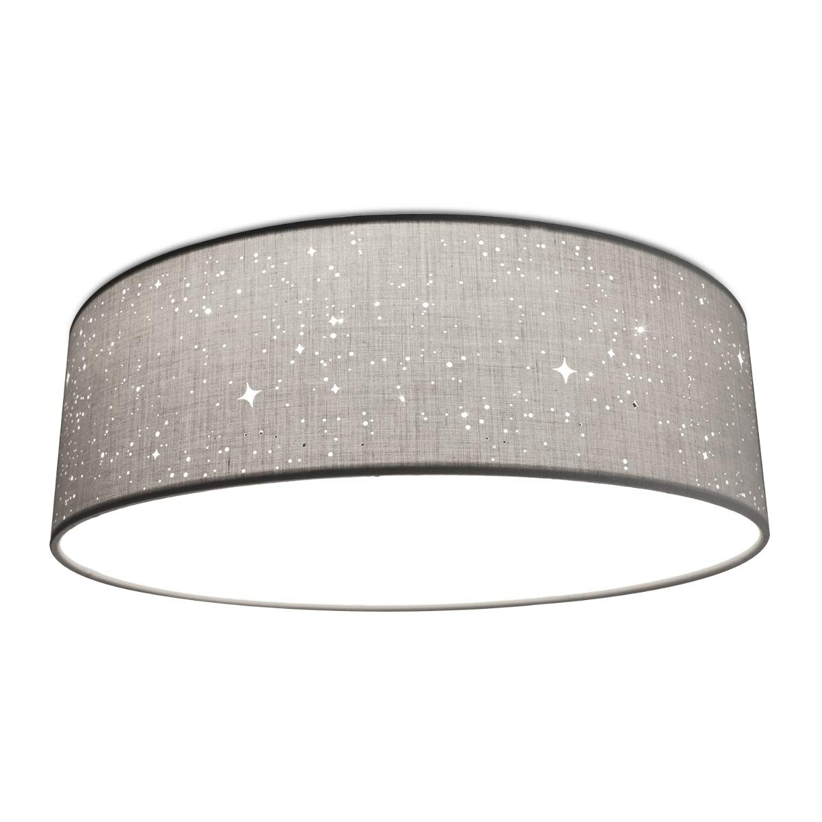 Navaris 22W LED Ceiling Light Round Flush Mount Ceiling