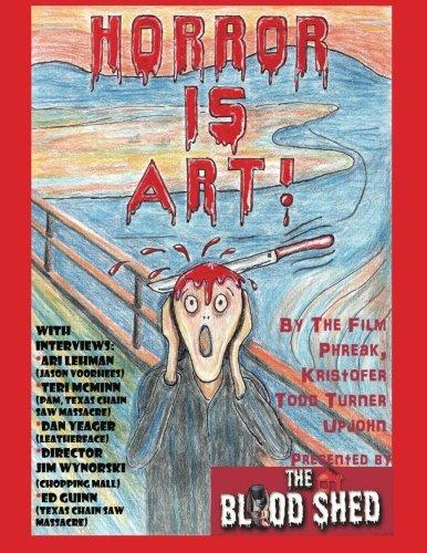 Horror Is Art! pdf