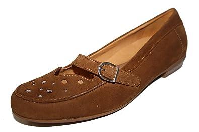 online store 5d061 8ec18 Theresia M. Mokassin Lederschuhe Damenschuhe Damen Schuhe ...