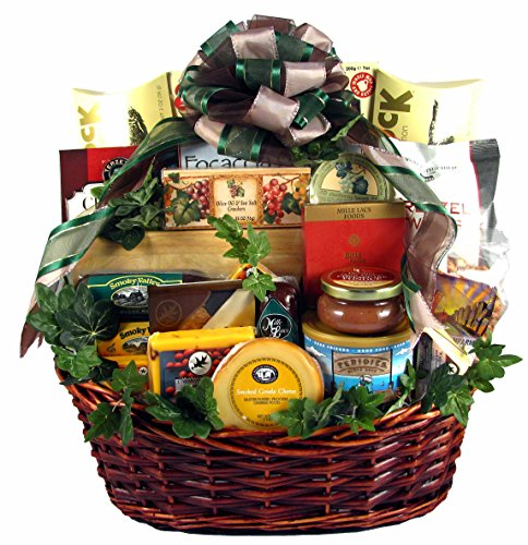 Gift Basket Village Group Therapy Deluxe Gourmet Gift Basket (Gift Baskets For Office Staff)