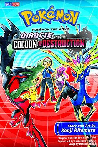 Pokémon the Movie: Diancie and the Cocoon of Destruction (Pokemon)