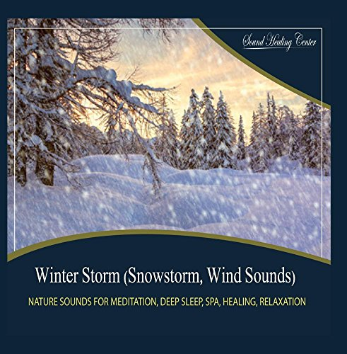 Winter Storm (Snowstorm, Wind Sounds): Nature Sounds for Meditation, Deep Sleep, Spa, Healing, Relaxation