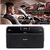 Best Visor Bluetooths - MAXIN Bluetooth 4.0 Visor Handsfree In-Car Speakerphone Car Review