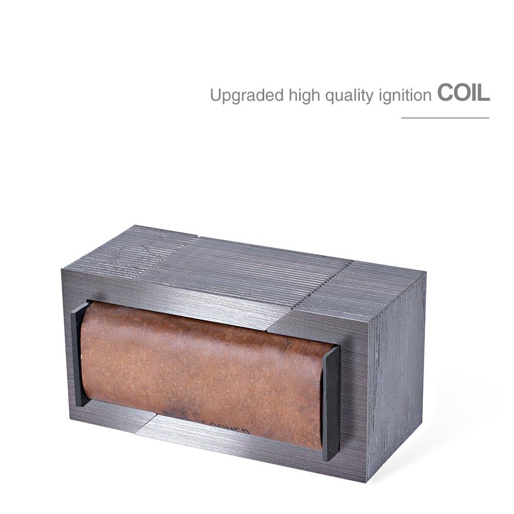 Metronic Impulse Bag Sealer Poly Bag Sealing Machine Heat Seal Closer with Repair Kit (8 inch) by Metronic (Image #8)