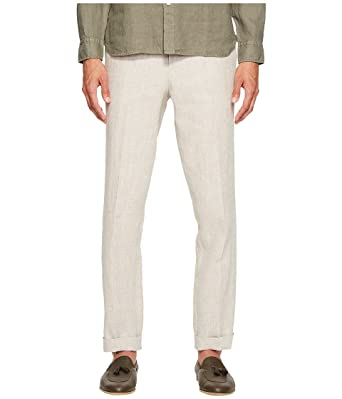 Amazon Com Jack Spade Mens Linen Dress Trousers Clothing