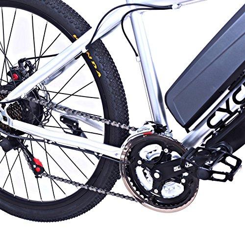 Amazon.com : Cyclamatic Power Plus CX1 Electric Mountain Bike with ...