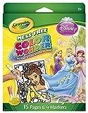 Crayola Mess Free Color Wonder Disney Princess Coloring Pad