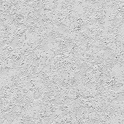 Norwall Paintable Wallpaper Skip Trowel Heavy Texture 57.75 Sq Ft Roll 48904
