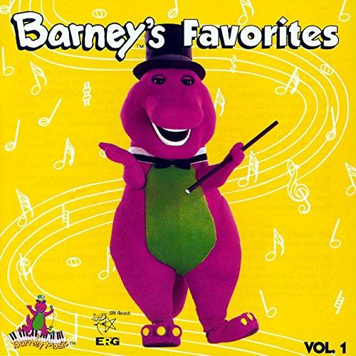 Barney's Favorites Volume 1 ()