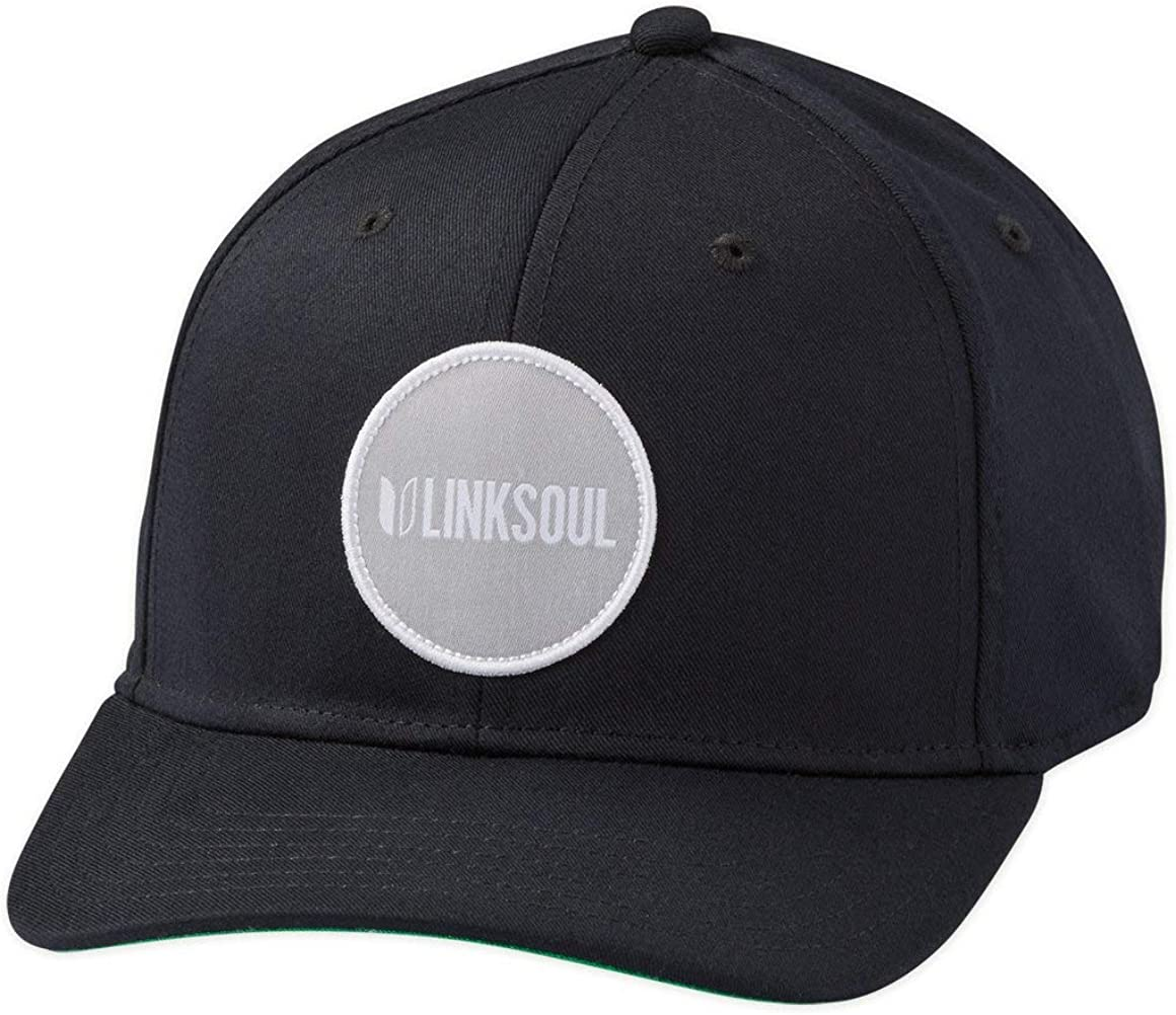 Linksoul Grey Patch Hat