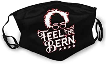 Amazon.com: Unisex Face Bandana Feel The Bern 2020 Bernie