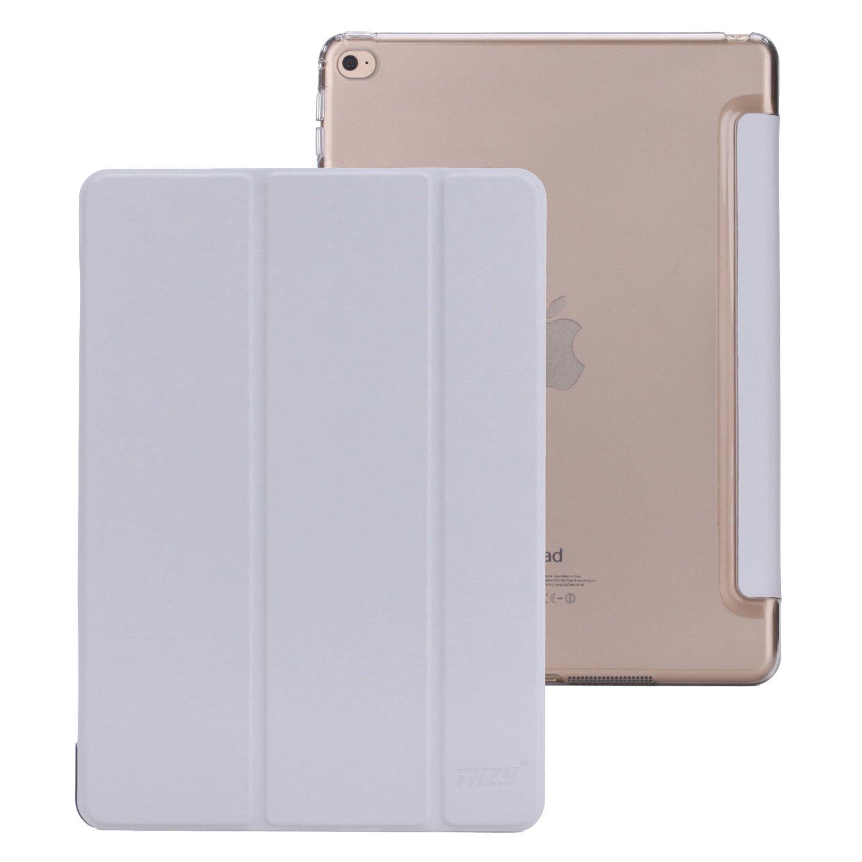 Ipad Air 2 Casethzy Ipad Air 2 Smart Cover+Transparent Back Cover Apple Ipad .. 14
