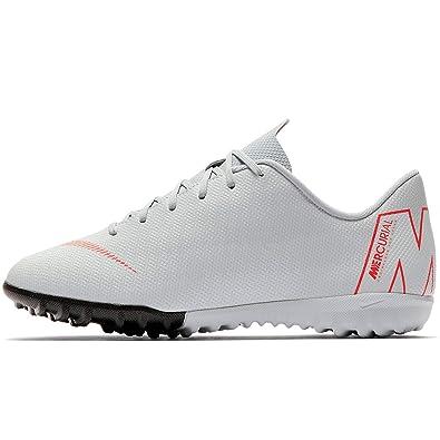 NIKE Jr Vapor 12 Academy GS TF, Zapatillas de fútbol Sala Unisex niños: Amazon.es: Zapatos y complementos