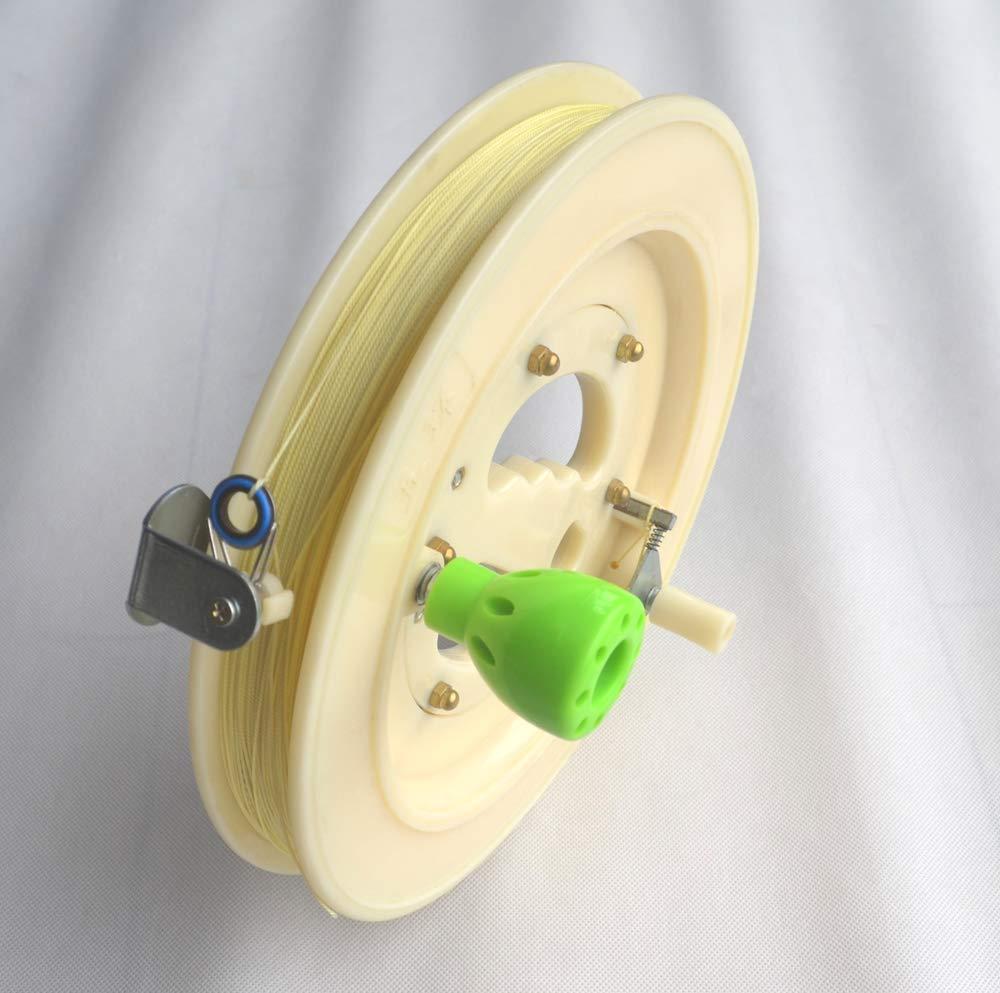 RIYIN 10'' Lockable Kite Line String Reel Winder Wheel by RIYIN